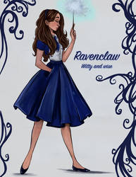 Ravenclaw by Ratgirlstudios