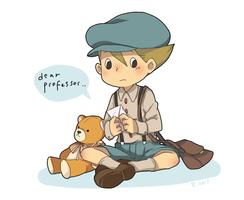 PL: Luke by ah-bao