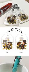 PL: Tea Bag Charms by ah-bao