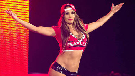 Nikki Bella - SummerSlam by billiekay-201