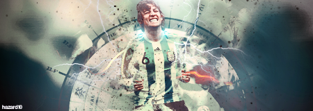 Gabriel Heinze by Hazard10