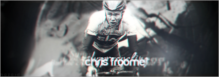 Chris Froome by Hazard10