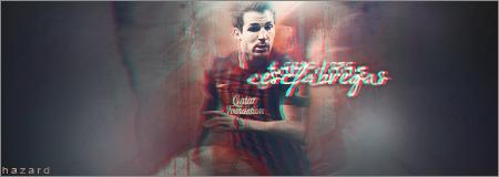 Cesc Fabregas by Hazard10