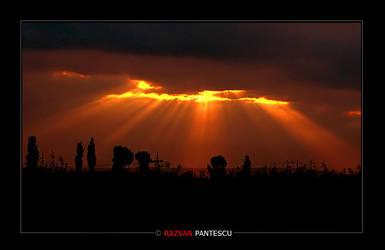 Sunsett by razvanx