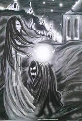 Vedma a Nedemon Nicoty by Janiczka