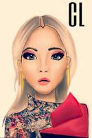 The Baddest Female by CMYKidd