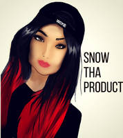 Snow Tha Product by CMYKidd