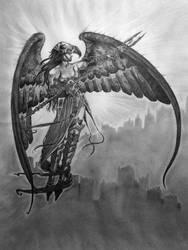 Desolation Angel v2 by Arachneon