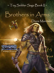 Brothers in Arms Book Cover by SableAradia