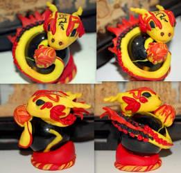 Fire Dragon by GigitjeR