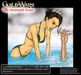 Guild Wars SSI Assassin by Tabtiurf