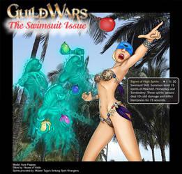 Guild Wars SSI: Ritualist by Tabtiurf
