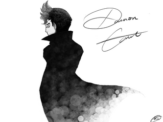 Detective Gant by Exekyl