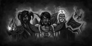 WoW Character banner by winterqueen
