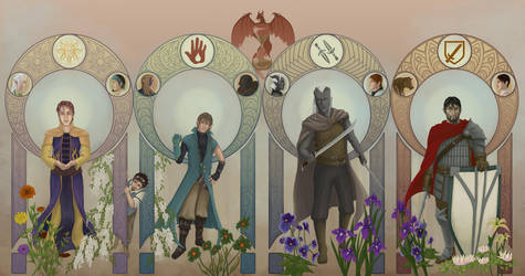 Dragon Age: Intervention by winterqueen