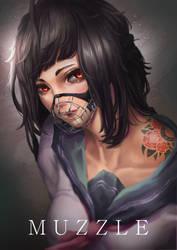 Muzzle by artkuzu