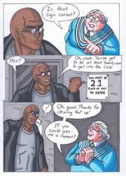 Twenty One part 2 by MrInternetMan