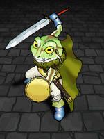 Frog by nichcruz