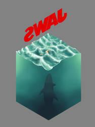 Jaws by nichcruz