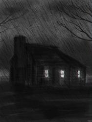 Dark stormy night by nichcruz