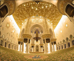 Shaikh Zayed Mosque 5 by albishri