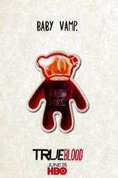 True Blood Season 4 Poster 3 by riogirl9909