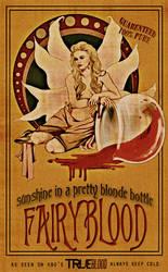True Blood - Fairy Blood - Sookie Poster by riogirl9909