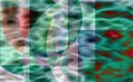 Welle in der Geometrie by Sulfura