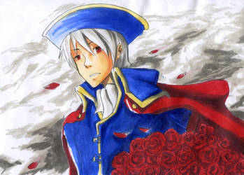 Prussia by Aoi-tama