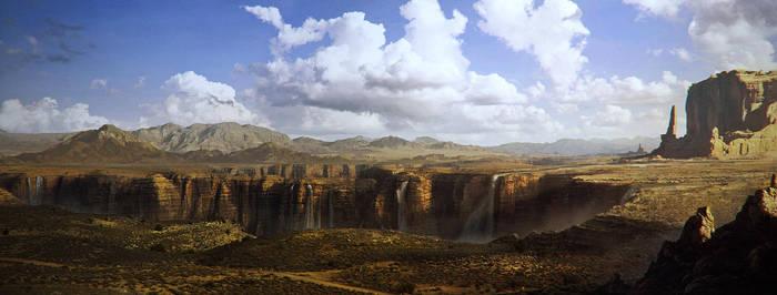 Desert DMP by Kaioshen