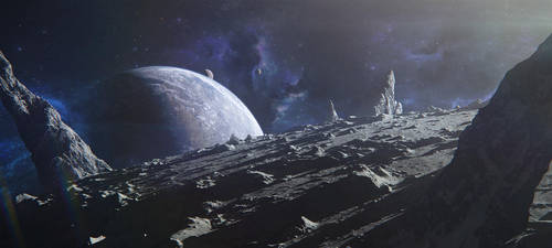Voyager by Kaioshen