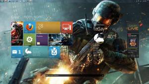 Desktop 2011 by Kaioshen