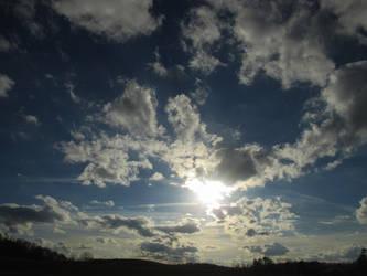 cloudy day by sunbeamfireking
