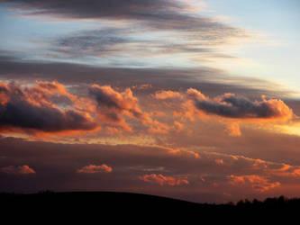 faded sky by sunbeamfireking