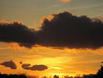 yellow sky by sunbeamfireking