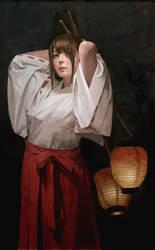 Utsusemi by Takahiro-Imai