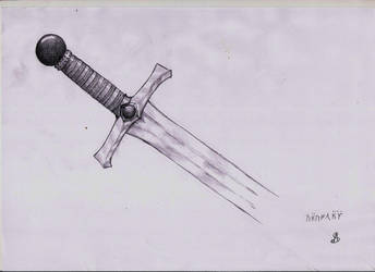 The Sword 2015 by Aragorn-cro