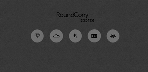 RoundCony Icons by SF2Gcrew
