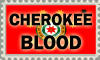 CherokeeBlood Stamp by Kaja-Sinis