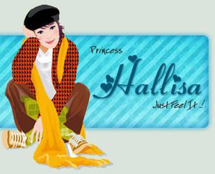 My ID 'Test' by HaLLisa
