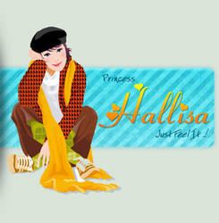 My ID 'Test' 2 by HaLLisa
