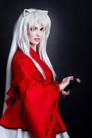 Female Youkai Inuyasha Cosplay by WhiteRavenCosplay