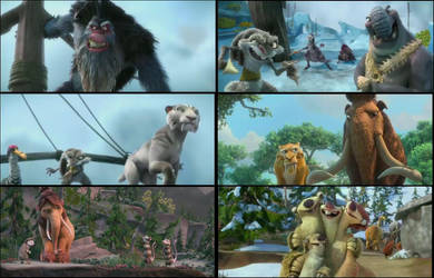 Ice Age 4 Trailer pictures by MsKitti3