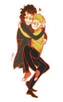 Hug by TaylorLS