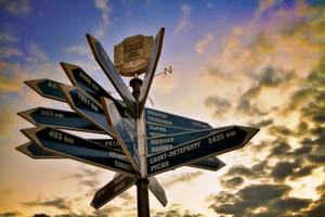 Eastern Crossroads by eDamak