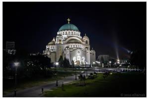 Saint Sava by eDamak