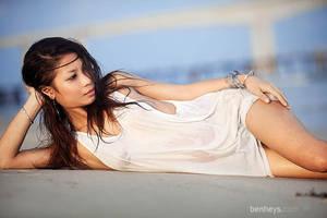Young, a Vietnamese beauty by sifu