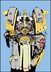 Horus by DarkMechanic