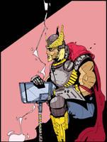 Thor by DarkMechanic