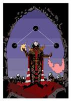 Sulphur King by DarkMechanic